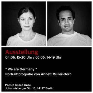 We are Germany- Annett Müller-Dorn 1